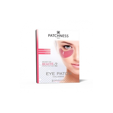 EYE PATCH PINK - 5 PAIRES