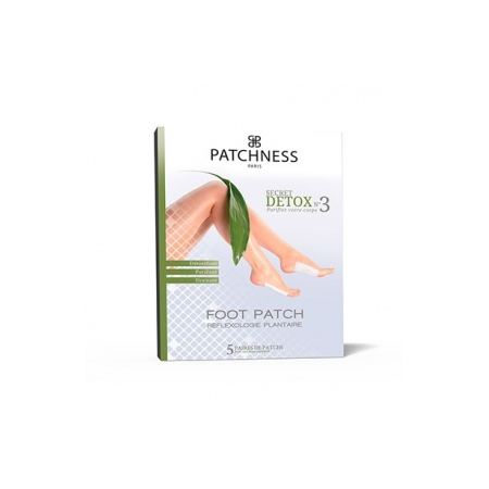 FOOT PATCH - 5 PAIRES