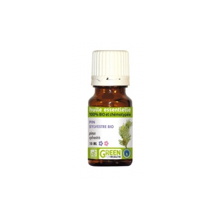 Huile essentielle de Pin Sylvestre - Green For Health