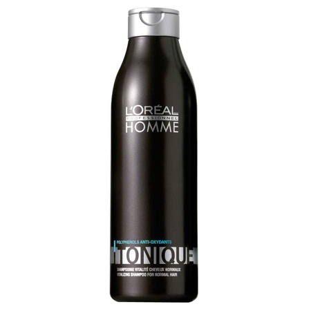 SHAMPOOING TONIQUE L'OREAL HOMME 250ML