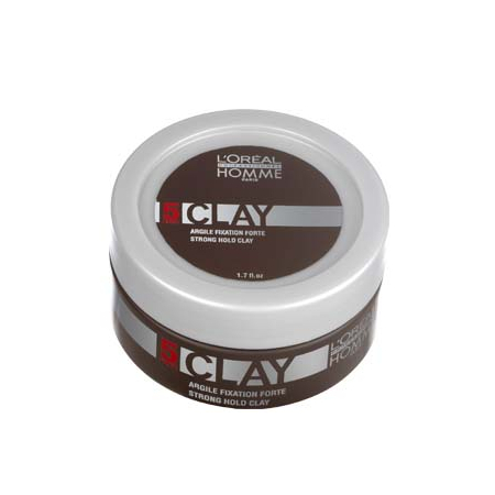 PÂTE HEAD CLAY L'OREAL HOMME 50ML