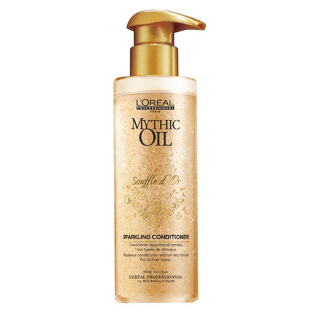 L'Oreal Mythic Oil Souffle d'Or Sparkling Conditioner 750ml