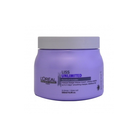 MASQUE LISS UNLIMITED L'OREAL 500ML