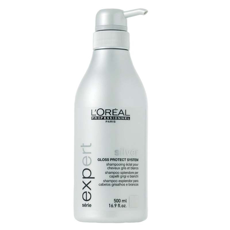SHAMPOOING SILVER L'OREAL 500ML