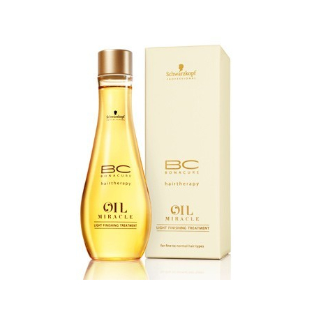 BC OIL MIRACLE HUILE MIRACLE LÉGÈRE 100ML