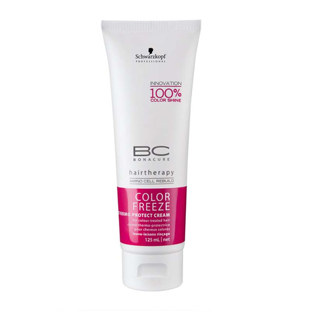 Schwarzkopf BC Color Freeze Thermo Protect Cream 125ml