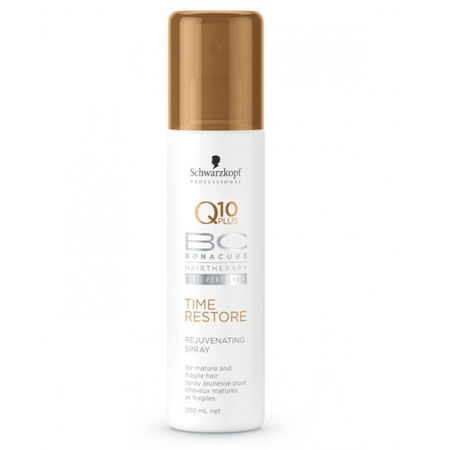 SPRAY TIME RESTORE Q10 PLUS SATIN SPRAY DE  SCHWARZKOPF 200ML