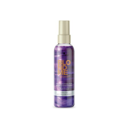 SPRAY BAUME ECLAT COULEUR COOL ICE BLOND ME DE SCHWARZKOPF 150ML