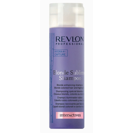 Revlon Blonde Sublime Shampoo 250ml