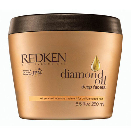 Redken Diamond Oil Deep Facets Masque 250ml
