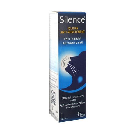 Spray Silence Anti-Ronflement Total 50 ml