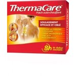 Thermacare Patch Auto-Chauffant - Multi-Zones 3 Patchs - ThermaCare