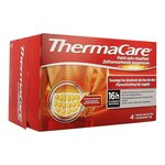Thermacare Patch Auto-Chauffant 16H Bas du Dos - 4 patchs