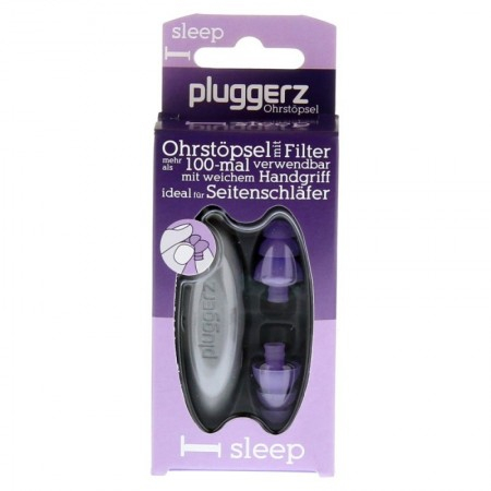 Protection Auditive Sommeil Pluggerz Sleep (27dB)