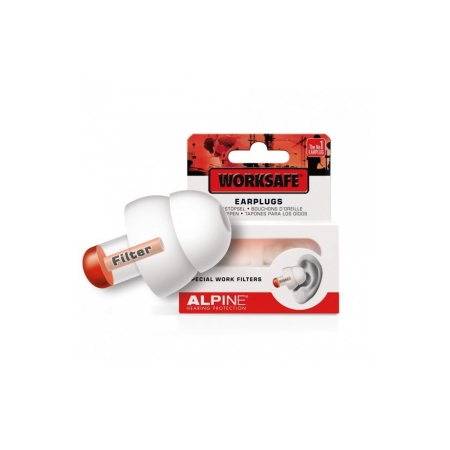 WorkSafe - Protection auditive - 1 paire - Alpine