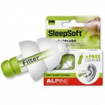 SleepSoft - Protection auditive nuits tranquilles - 1 paire