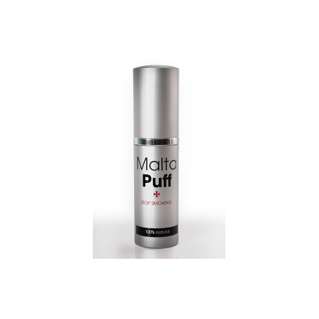 MaltaPuff spray buccale stop tabac - 10ml - MaltaPuff
