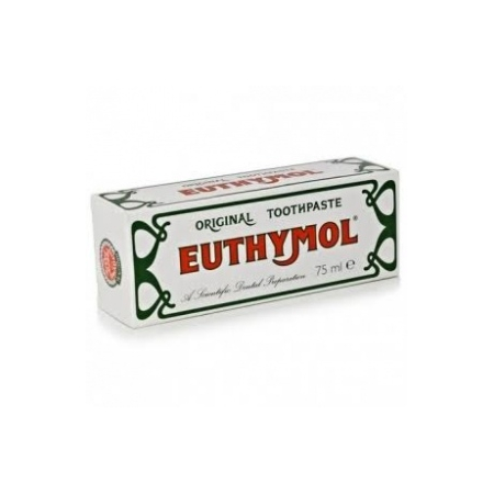 Euthymol dentifrice 75ml - Johnson & Johnson