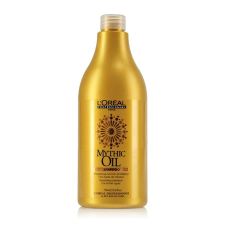 SHAMPOING MYTHIC OIL L'OREAL PROFESSIONNEL  750ML