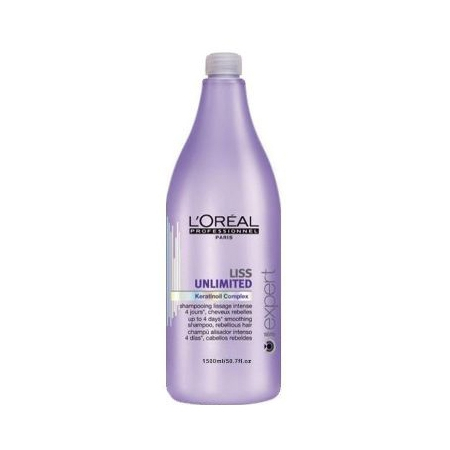 SHAMPOOING LISS UNLIMITED L'OREAL 1500ML