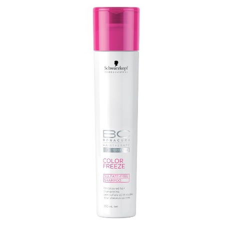 SHAMPOING COLOR FREEZE  BONACURE SCHWARZKOPF PROFESSIONAL 250ML
