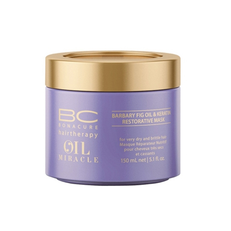 MASQUE BARBARY FIG OIL & KERATIN OIL MIRACLE, BC BONACURE DE SCHWARZKOPF 150ML