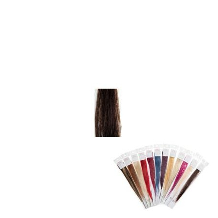 Single Highlights Brun Foncé 2,9 X 40 CM - Original Diva