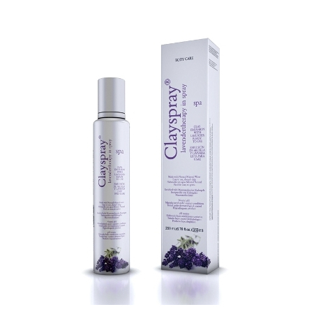 Claytherapy In Spray Lavande 200 ML - Pharmaclay