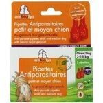 Anibiolys - pipettes antiparasitaires- chien
