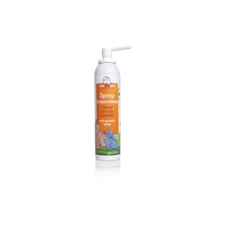 Anibiolys - spray antiparasitaire - chien et chat