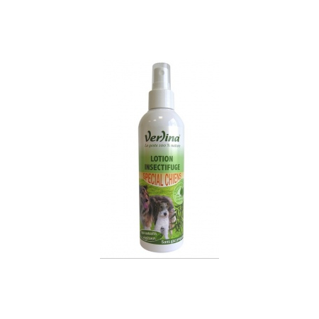 Verlina - lotion insectifuge chien