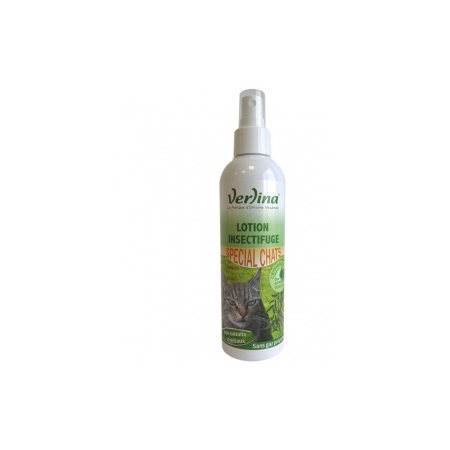 Verlina - lotion insectifuge chat