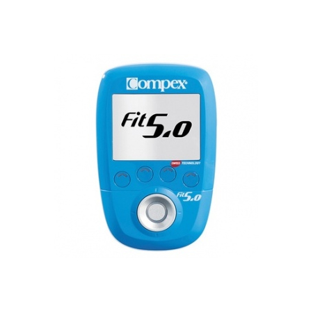 COMPEX FIT 5.0 - électrostimulateur FITNESS