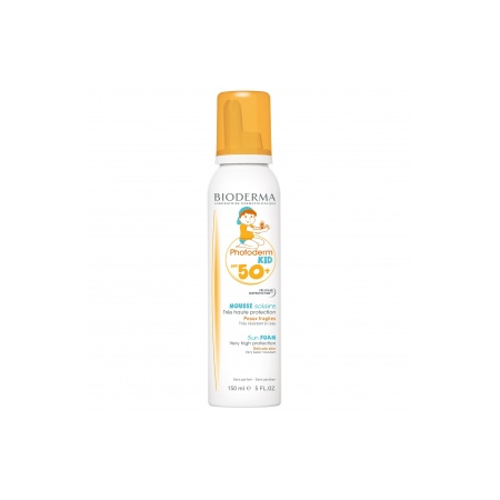 Photoderm Kid Mousse - 150 ml - Bioderma