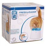 """Fontaine """"Fresh & Clear"""" 2 L pour chat"""