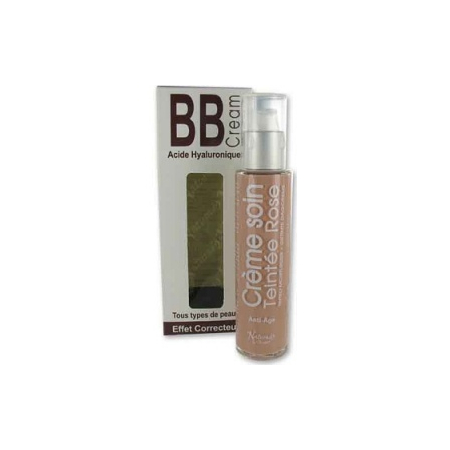 BB CREME ROSE - 50ML