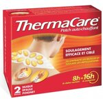 Thermacare Patch Auto-Chauffant - Nuque, Epaule, Poignet  2 Patchs