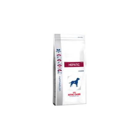 Croquettes Royal Canin Hepatic Chien sac 12kg