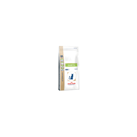 CROQUETTES ROYAL CANIN VDIET CHAT DIABETIC DS-46 SAC 3.5 KG - Royal Canin