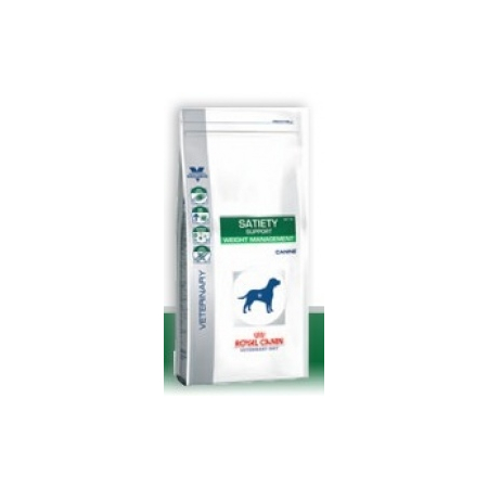 CROQUETTES ROYAL CANIN VDIET CHIEN SATIETY SAT-30 SAC 12 KG