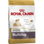 CROQUETTES ROYAL CANIN BULLDOG ANGLAIS JUNIOR SAC 12 KG