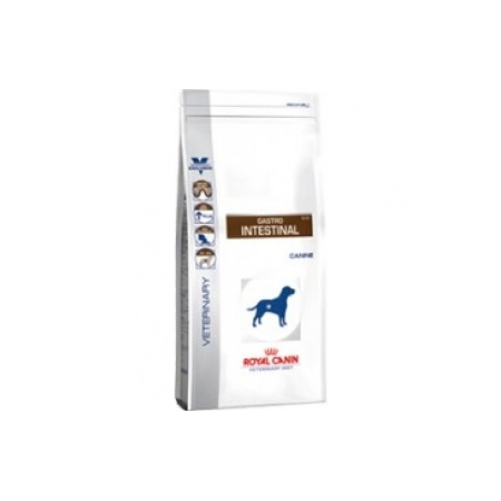 CROQUETTES ROYAL CANIN VDIET CHIEN GASTRO-INTESTINAL GI-25 SAC 14 KG