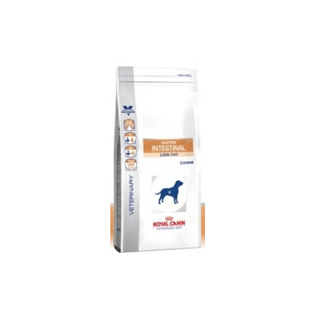 CROQUETTES ROYAL CANIN VDIET CHIEN GASTRO INTESTINAL LOW FAT LF-22 SAC 12 KG