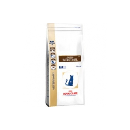 CROQUETTES ROYAL CANIN VDIET CHAT GASTRO-INTESTINAL GI-32 SAC 4 KG