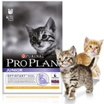 Pro Plan Cat Junior Poulett 3 kg Croquettes chaton OPTISTART