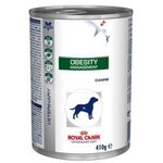 ALIMENT HUMIDE ROYAL CANIN VDIET CHIEN OBESITY BOITE 12 X 410 G