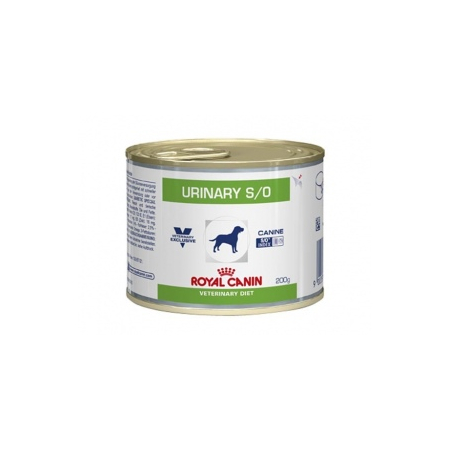 ALIMENT HUMIDE ROYAL CANIN VDIET CHIEN URINARY BOITE 12 X 200 G