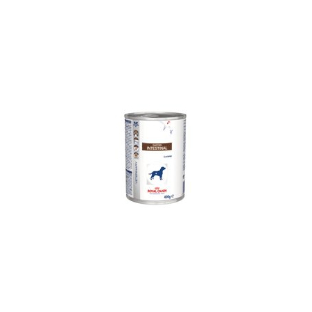 ALIMENT HUMIDE ROYAL CANIN VDIET CHIEN GASTRO INTESTINAL BOITE 12 X 400 G