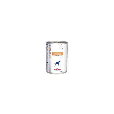 ALIMENT HUMIDE ROYAL CANIN VDIET CHIEN GASTRO INTESTINAL LOW FAT BOITE 12 X 410 G
