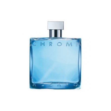 CHROME EAU DE TOILETTE - 50 mL - - Azzaro